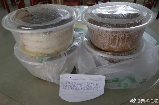 云南多地消防队员收到爱心餐:希望永远无警可出