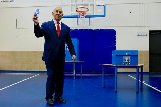 以色列总理 内塔尼亚胡