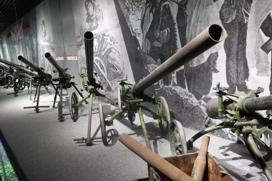 建川博物馆之国防兵器馆