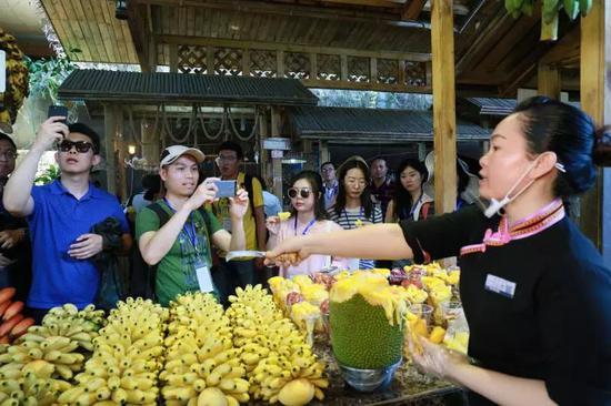 旅游扶贫致富成为海南乡村振兴妙招。