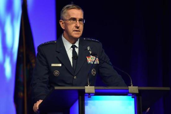 美国战略空军司令被指控涉嫌性侵 相关细节曝光