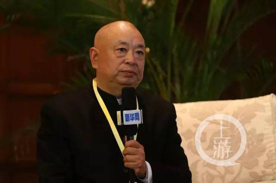 """起底郑州五云山违建""""奥伦达部落""""创始人刘向阳"""