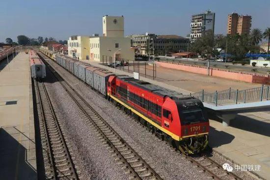 安哥拉本格拉铁路