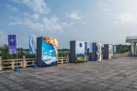 2019水乡户外摄影大展于昆山开展 2019 水乡户外摄影大展 摄影