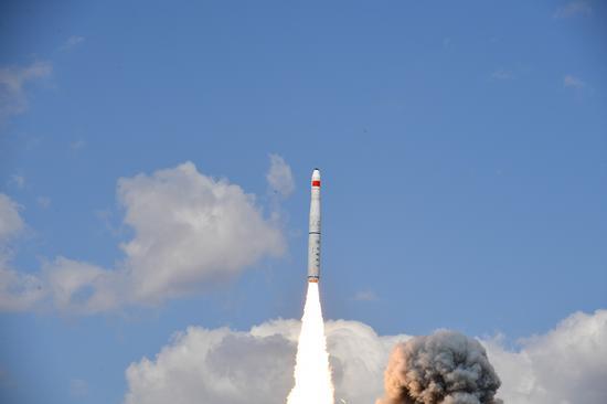"""一箭五星!我国成功发射""""珠海一号""""03组卫星光谱酒泉卫星卫星"""