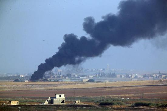 9日晚,土耳其宣布对叙利亚东北部地区发动军事行动。