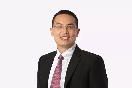 强生中国区主席 宋为群 图片来源:强生供图