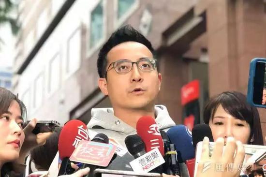 """新北市""""立委""""参选人 李缙颖"""