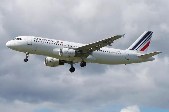 法国航空的空客A320