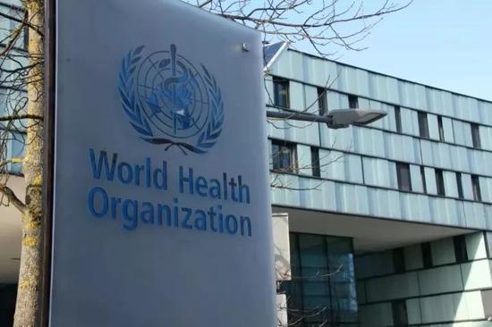 瑞士日内瓦世界卫生安排总部外景。新华社记者 刘曲 摄