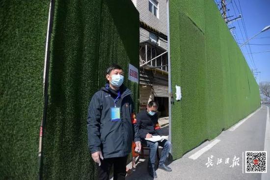 武昌区珞珈山街风光村是武昌区最后一个城中村,截至2月18日16时,全村零感染零疫情