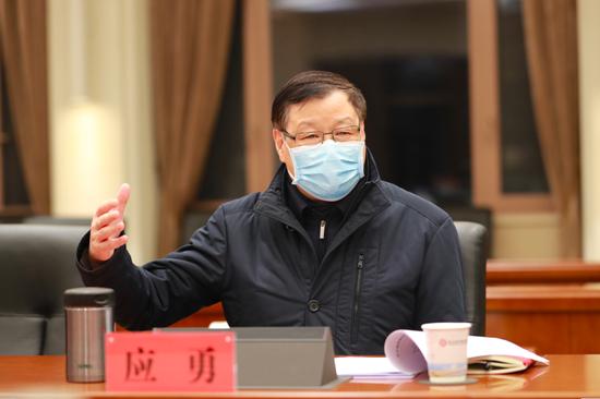 徐翔妻子应莹:与徐翔离婚纠纷一案宣判日期另行通知