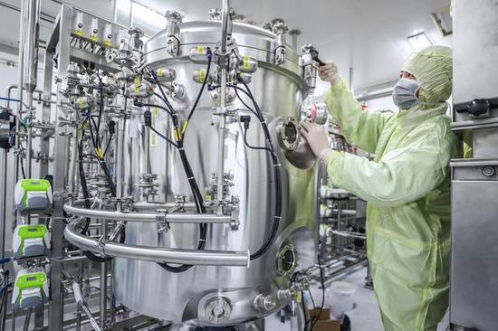 全球首家新冠病毒灭活疫苗研发纪事