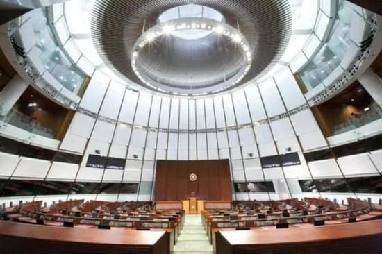 香港立法会决不能再成为乱港分子的秀场