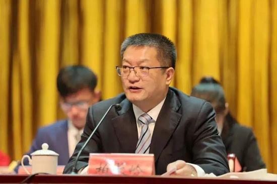 江苏两市调整市委组织部长插图(1)