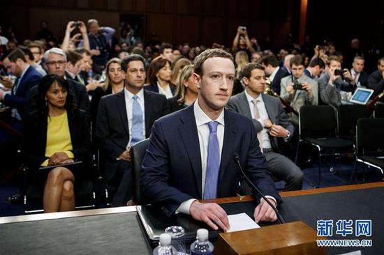 原料图:美国外交媒体平台脸书的首席实走官马克・扎克伯格(来源:韩国日本的一级片)