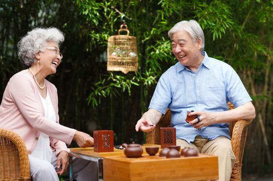 """""""60后""""即将步入老年,北京户籍人口结构将加速老化"""