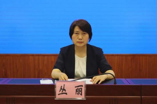 任黑河市委副书记7个月,丛丽调任佳木斯市委副书记