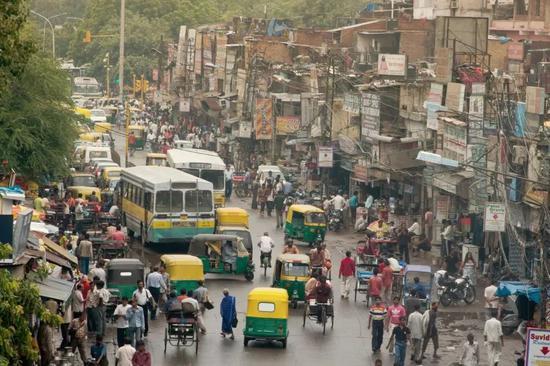 印媒算了下:疫情让中印GDP差距拉大10年