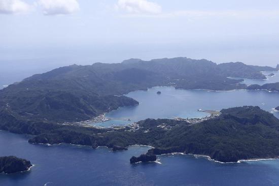 日本近海的一座离岛