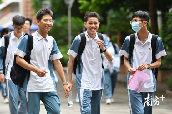 廣東新高考:最近要特別注意這5件事!