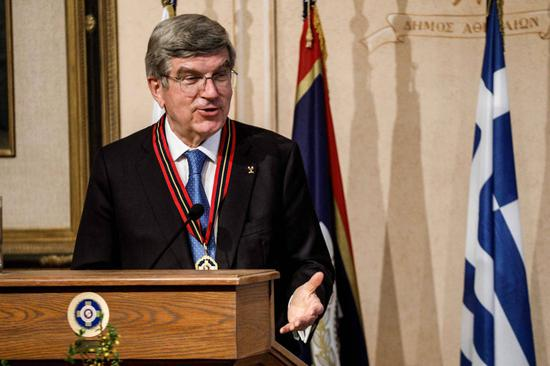 国际奥委会主席将于5月访日 商讨奥运会安全举办方针