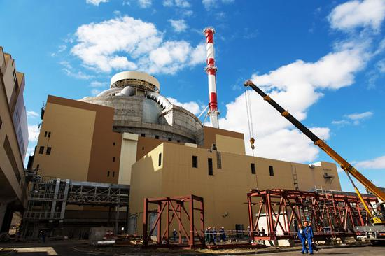 VVER1200堆型,图自俄罗斯原子能国有公司
