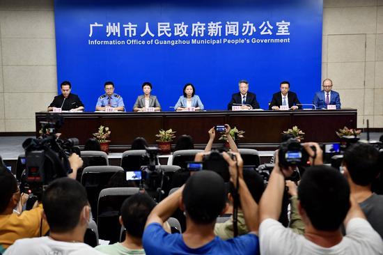 广州新增8例确诊病例 均在集中隔离酒店排查中发现