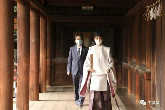 参拜靖国神社 日本这件事太恶心!