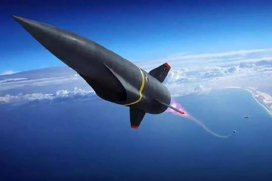 ▲拙劣音速导弹阻截现在照样是世界性的难题。