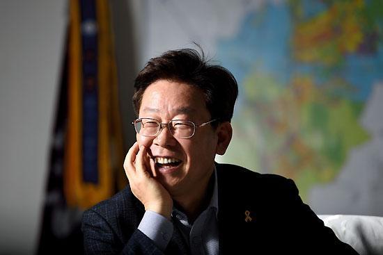 韩国京畿道知事李在明