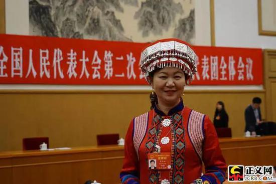 全国人大代表、湖南时代阳光药业股份有限公司执行董事唐纯玉