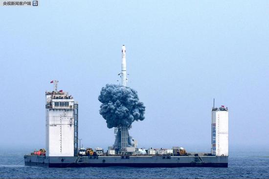 中国航天完成首次海上发射 团队人员经历了哪些考验?