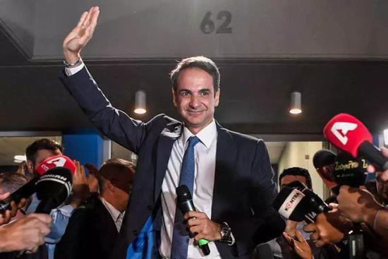 希腊官N代成新总理 他背后的政治世家有多强大?
