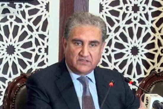 巴基斯坦外长(图源:《黎明报》)