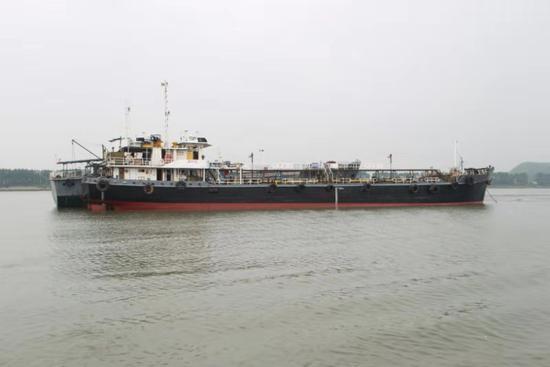 广州海关成功破获走私成品油大案 涉案金额5.6亿