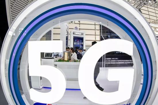 5G的产业链效应开始显现,智能手机市场有望止跌回升