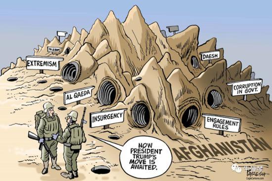 美国发动的最漫长的战争,就这样要输了!
