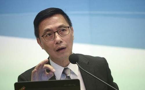 香港特区政府教育局局长杨润雄(资料图)