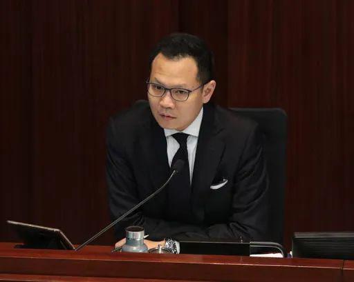 郭荣铿主办内会选举