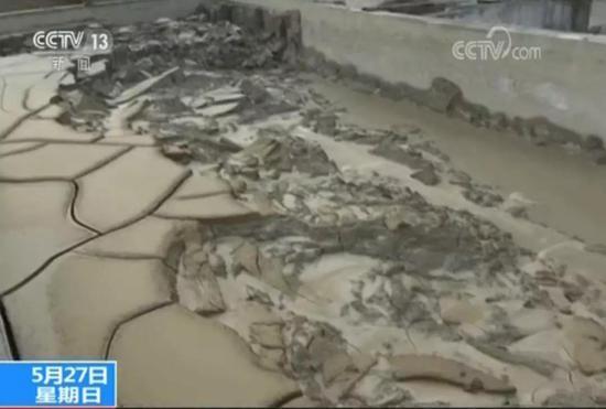 △斜板沉淀的废渣,属于危险废物