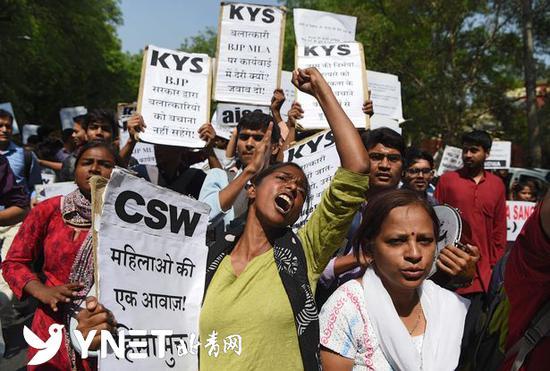人权组织指责印度警方屈从于当地政客的压力,掩埋调查。