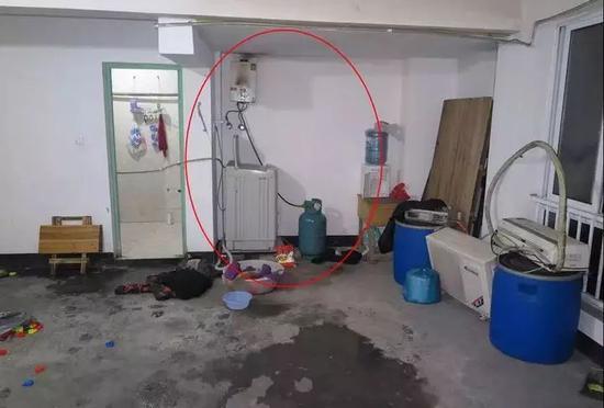 使用的燃气热水器
