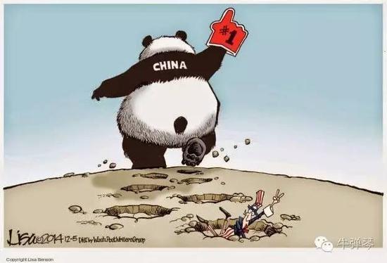 美国漫画,有点政治不正确,但看看还是挺有意思的。