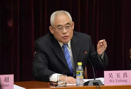 """政知君注意到,吴玉良是中央纪委""""老人"""",曾担任5年王岐山副手。"""