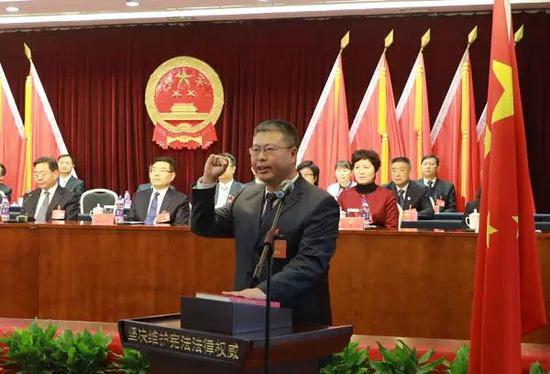 1月9日,李新当选石景山区区长。