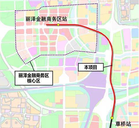 北京新机场线北延获批 丽泽还将预留一条全新地铁线