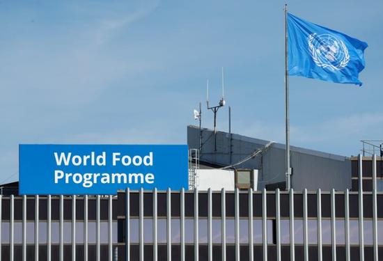 说相符国世界粮食计划署(路透社)