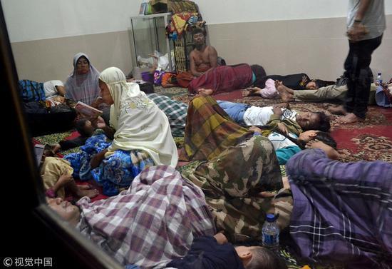 印尼海啸遇难人数升至222人