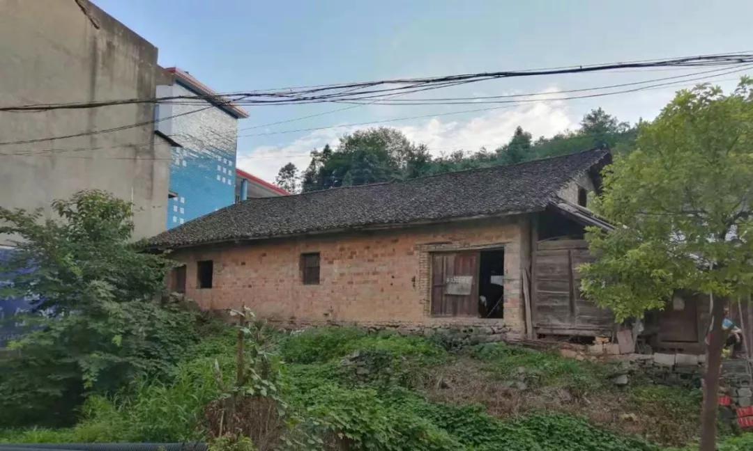 图/张阿琴家老房子